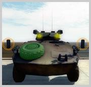Battlefield 2 - BF2: APC Testdrive+