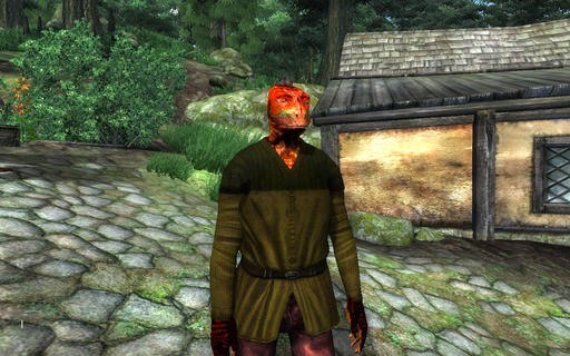 Elder Scrolls IV: Oblivion, The - Чернотопье