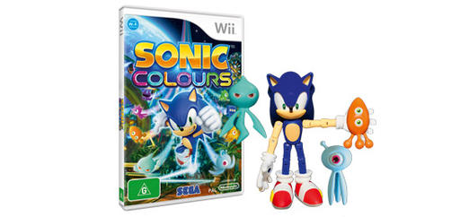 Sonic Colors Special Edition