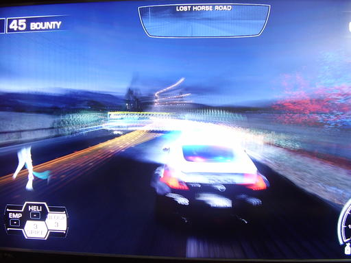 Need for Speed: Hot Pursuit - Обзор демки Need for Speed: Hot Pursuit на Xbox 360 (фото)
