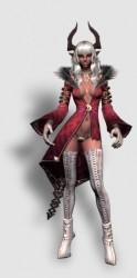 Женская Одежда Персонаж