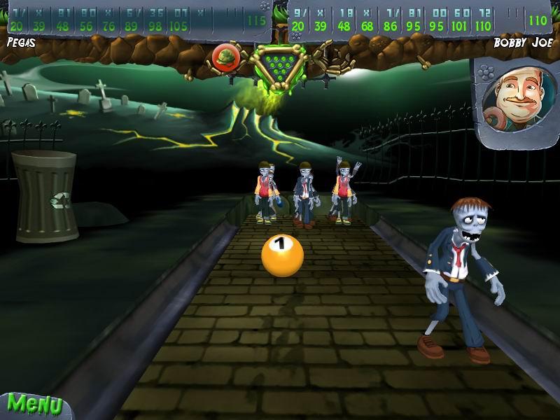 боулинг зомби скачать торрент - фото 3