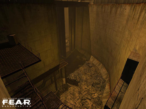 "F.E.A.R. Resurrection. Скриншоты из ""Interval 01"" и ""Interval 02"" накануне релиза."