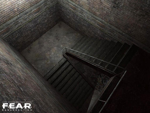 "F.E.A.R. - F.E.A.R. Resurrection. Скриншоты из ""Interval 01"" и ""Interval 02"" накануне релиза."