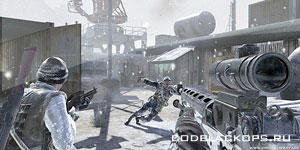 6 стилей игры в Call of Duty: Black Ops