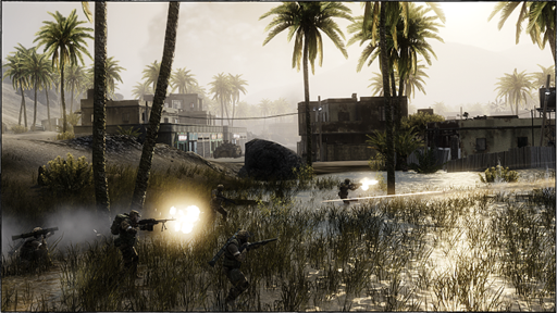 Battlefield: Bad Company 2 - VIP Map Pack 7 для Battlefield: Bad Company 2