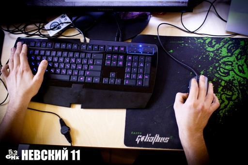 Киберспорт - Отчет c этапа по Counter-Strike Source 2 vs 2 в рамках 10 weeks Plantronics