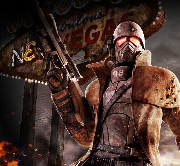 Картинки Fallout New Vegas Аниме