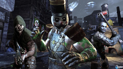 Batman: Arkham City - Batman: Arkham City FAQ.