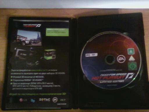 Need for Speed: Hot Pursuit - Обзор DVD-box Limited Edition