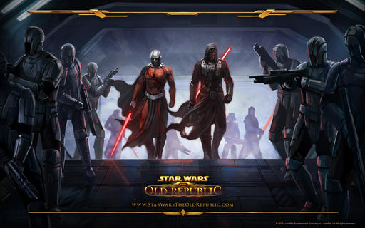 Star Wars: The Old Republic - Создание Flash Raider