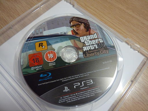 Grand Theft Auto IV - Grand Theft Auto IV: Complete Edition unboxing UPD