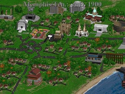 "Civilization II - Потерянная ""Цивилизация"""