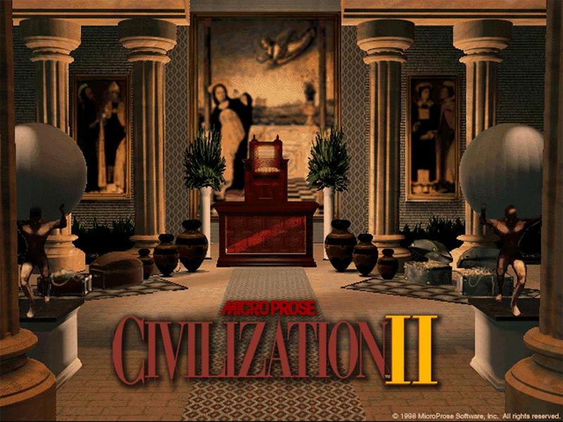 Игра Civilization II