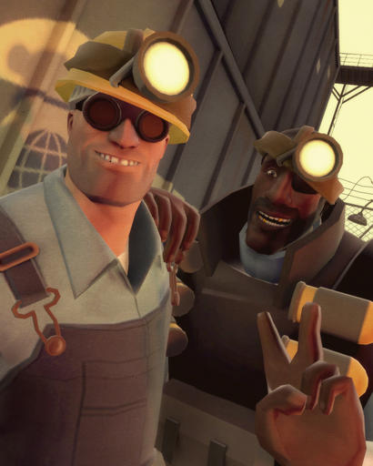 Team Fortress 2 - Подборочка-часть первая