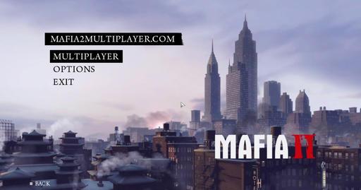 Mafia 2 По Сети