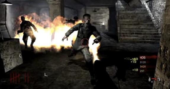 скачать игру Call Of Duty зомби - фото 2