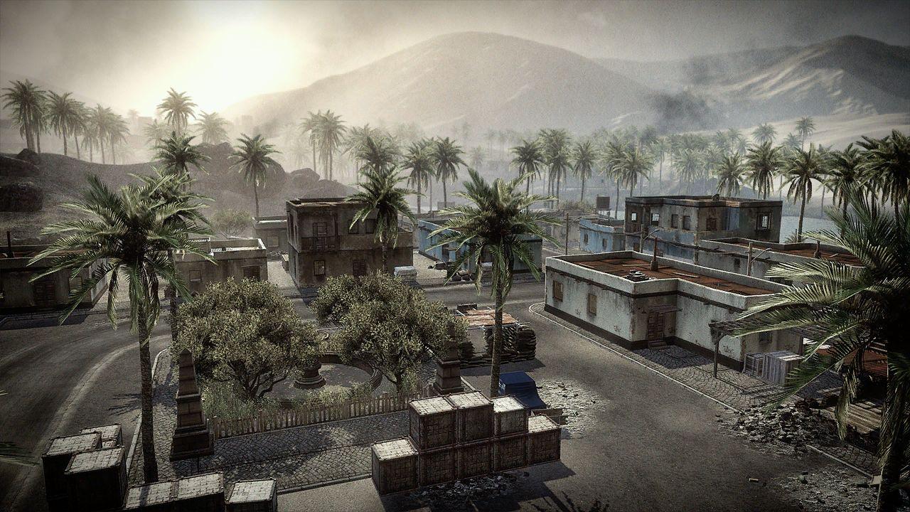 Карты battlefield bad company 2