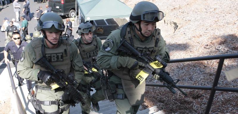 boston leo using 9mm ar15 guns