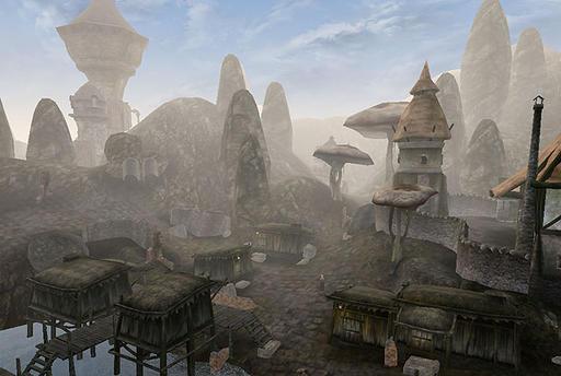 Elder Scrolls III: Morrowind, The - Хроника одного квеста.