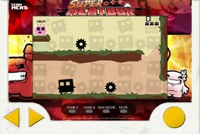 Super Meat Boy Handheld
