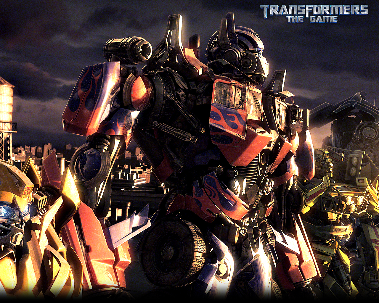 Transformers Fall Of Cybertron Кряк
