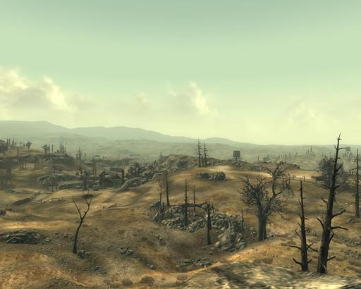 Fallout 3 - Прыщ.