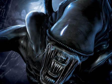 Aliens Versus Predator 2 - Коллекция артов