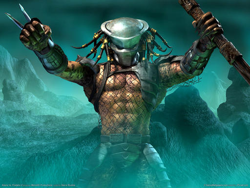 Aliens Versus Predator 2 - Древняя Охота. Обзор AvP 2 - Primal Hunt.