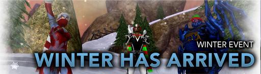 City of Heroes - Новогодние празднования в City of Heroes