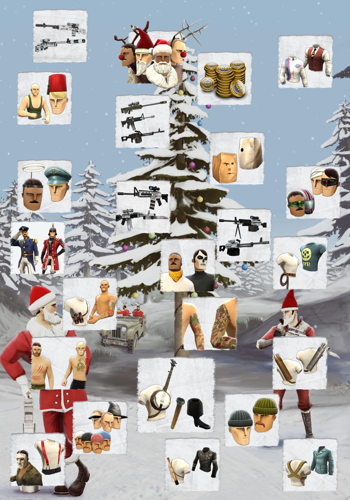 Праздничный календарь.