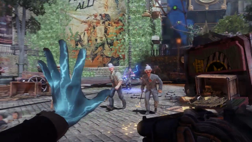 BioShock Infinite - GameInformer - Перевод Preview.
