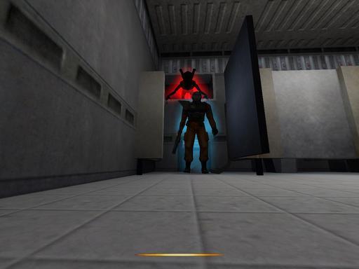 Aliens Versus Predator 2 - Артефакт. Прохождение Primal Hunt.