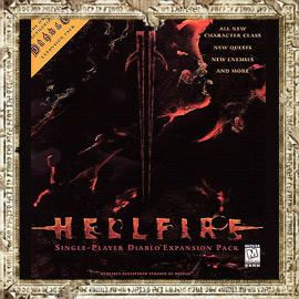 Hellfire: Diablo Expansion Pack - Обзор Hellfire