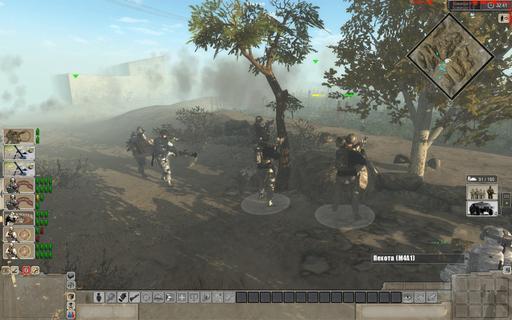 В тылу врага 2: Лис пустыни - Price Of Terrorism, акт второй.