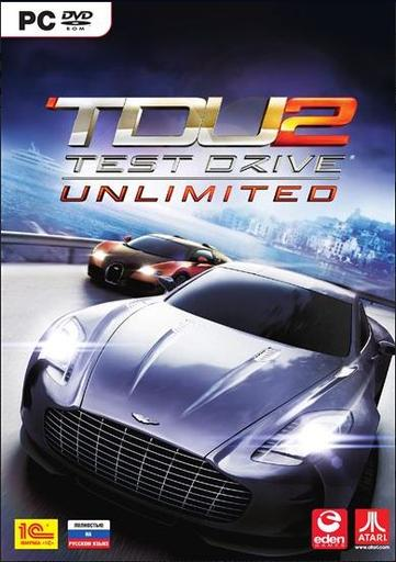 Test Drive Unlimited 2 - Локализация в России