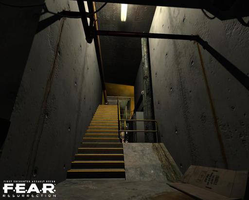 """F.E.A.R. - F.E.A.R. Resurrection. Скриншоты из """"Interval 07"""""""