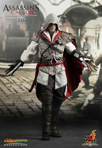 Assassin's Creed II - Обзор фигурки Assassin's Creed от Hot Toys