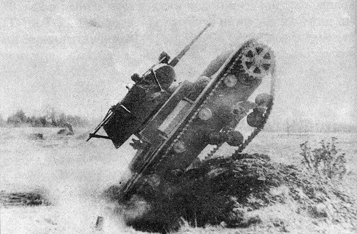 Русские танки 31 - Т-26 обр. 1933г. * 6 страница * Форум о ж…