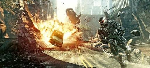 Crysis 2 - Crytek: James Cameron был впечатлен Crysis 2 в 3D
