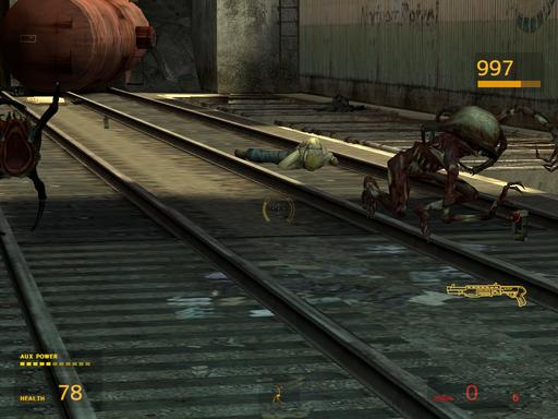 """Half-Life 2 -  """"RPG в мире Half-Life?!"""" - обзор модификации Modular Combat."""