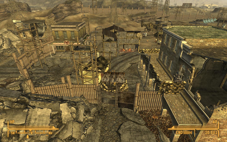 fallout new vegas мод казино location
