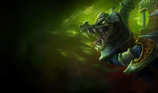 Обзор: Renekton The Butcher of the Sands