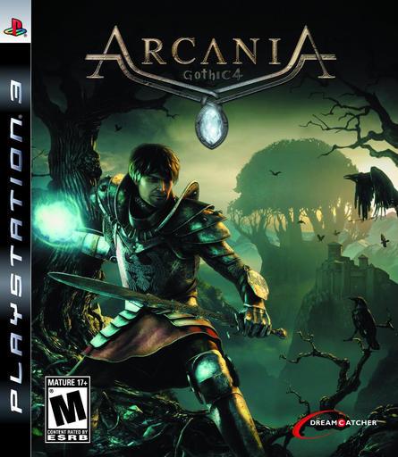 Прохождение Arcania Gothic 4 (Серия 1). Бардовская песня - Как птенцы из гн