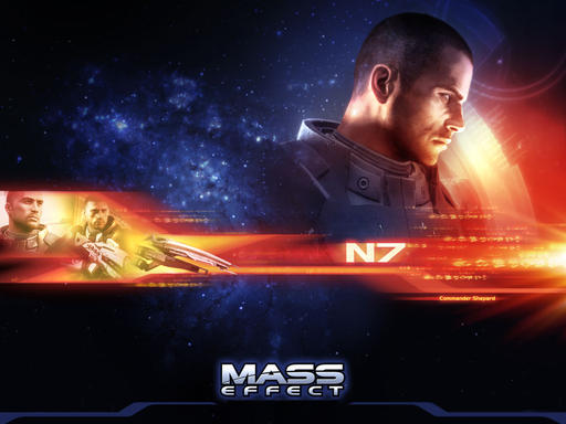 Mass Effect 2 - Star Wars XXI века