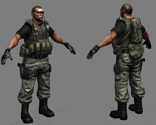 Crysis - Russia 2028 - немного критики о проекте