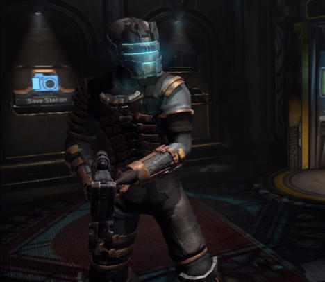 Dead Space 2 - Dead Space 2 Fashion Police