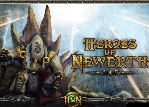 Heroes of Newerth - Community Alt Avatar Contest