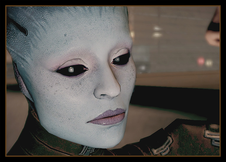 Mass Effect 2 Персонажи Подробности