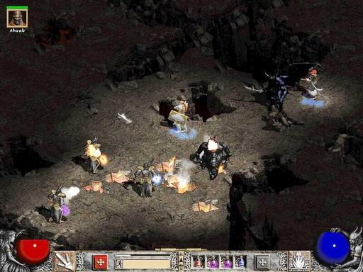 Diablo II - Обзор Эрадана. Друид. Часть 1